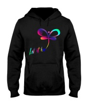 Let It Be Dragonfly Hippie For Women T-shirt Hooded Sweatshirt thumbnail