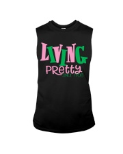 Living Pretty AKA Shirt - AKA Sorority - 1908 Sleeveless Tee thumbnail