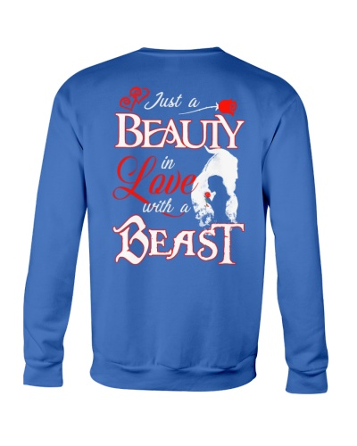 JUST A BEAUTY IN LOVE WITH A BEAST