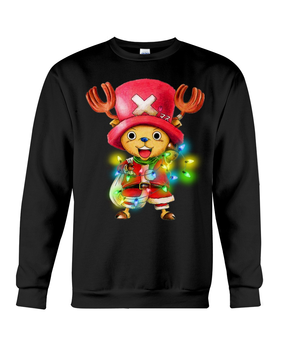 TONY CHOPPER MERRY CHRISTMAS Crewneck Sweatshirt