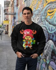 TONY CHOPPER MERRY CHRISTMAS Crewneck Sweatshirt lifestyle-unisex-sweatshirt-front-2