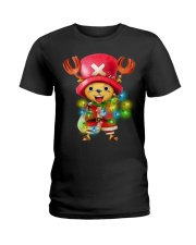 TONY CHOPPER MERRY CHRISTMAS Ladies T-Shirt thumbnail