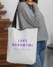 Lake Bosumtwi  All-over Tote aos-all-over-tote-lifestyle-front-09