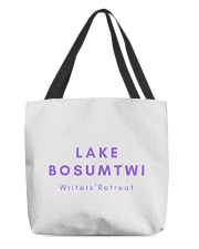 Lake Bosumtwi  All-over Tote back