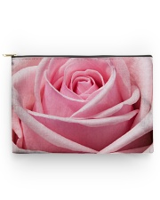 Pink Rose Accessory Pouch - Large thumbnail
