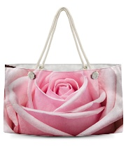 Pink Rose Weekender Tote thumbnail
