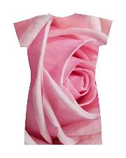 Pink Rose All-over Dress back