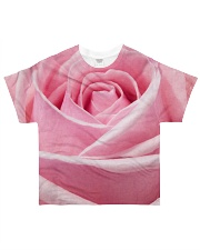 Pink Rose All-over T-Shirt thumbnail