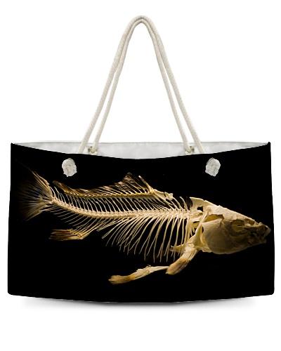 Fish Bone Tote