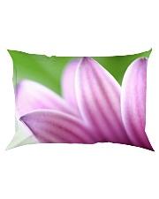 Purple Petals Rectangular Pillowcase thumbnail