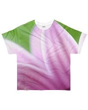 Purple Petals All-over T-Shirt thumbnail