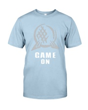 Epcot Game On Classic T-Shirt front