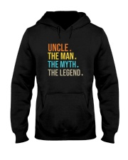 FUncle Uncle The Man The Myth The Legend T Shirt Hooded Sweatshirt thumbnail