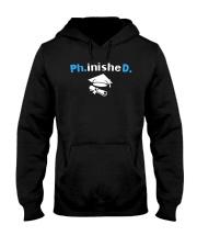 PhD Phinished PhD Graduation Giftds Hooded Sweatshirt thumbnail