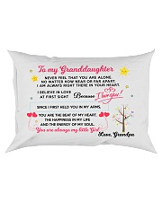 MY GRANDDAUGHTER - GRANDPA Rectangular Pillowcase front