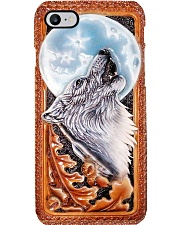 Wolf In The Moon Phone Case i-phone-8-case