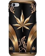 Herbal Leaf  Mystery Phone Case i-phone-8-case