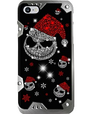 Blind Skull Head Xmas Phone Case i-phone-8-case
