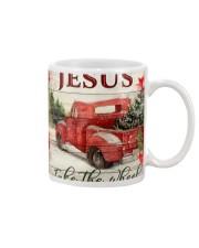 Jesus Take The Wheel Mug tile