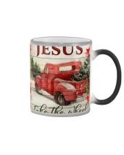 Jesus Take The Wheel Color Changing Mug tile