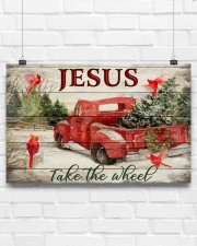 Jesus Take The Wheel 17x11 Poster aos-poster-landscape-17x11-lifestyle-17