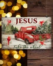 Jesus Take The Wheel 17x11 Poster aos-poster-landscape-17x11-lifestyle-29