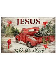 Jesus Take The Wheel 17x11 Poster front