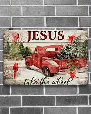 Jesus Take The Wheel 17x11 Poster poster-landscape-17x11-lifestyle-18