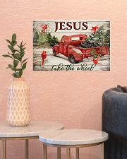 Jesus Take The Wheel 17x11 Poster poster-landscape-17x11-lifestyle-21