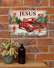 Jesus Take The Wheel 17x11 Poster poster-landscape-17x11-lifestyle-23