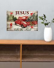 Jesus Take The Wheel 17x11 Poster poster-landscape-17x11-lifestyle-24