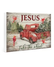 Jesus Take The Wheel Gallery Wrapped Canvas Prints tile