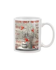 Cardinal Personalized I Can Only Imagine Mug tile