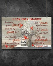 Cardinal Personalized I Can Only Imagine 17x11 Poster aos-poster-landscape-17x11-lifestyle-12