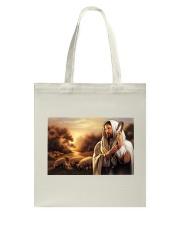 Jesus Christ The Good Shepherd Tote Bag tile