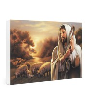 Jesus Christ The Good Shepherd Gallery Wrapped Canvas Prints tile