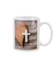 Be Still Personalized Mug tile