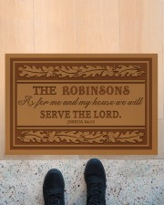 """Customized As For My House Doormat 22.5"""" x 15""""  aos-doormat-22-5x15-lifestyle-front-10"""