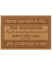 Customized As For My House Rectangle Cutting Board tile