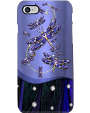 Blue Dragonfly Phone Case i-phone-8-case