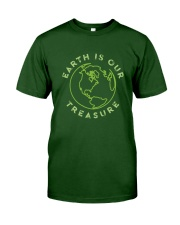Earth is Our Treasure Classic T-Shirt thumbnail