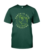 Earth is Our Treasure Premium Fit Mens Tee tile