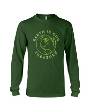 Earth is Our Treasure Long Sleeve Tee thumbnail