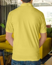 Minimalist Mountains Classic Polo back