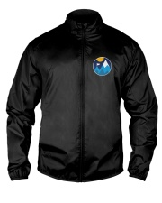 Minimalist Mountains Lightweight Jacket tile