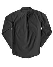Minimalist Mountains Dress Shirt back