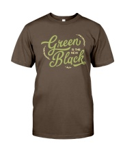 Green is the New Black Premium Fit Mens Tee thumbnail