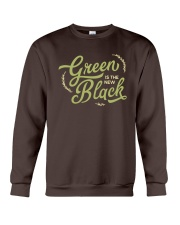 Green is the New Black Crewneck Sweatshirt thumbnail