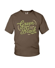 Green is the New Black Youth T-Shirt thumbnail