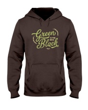 Green is the New Black Hooded Sweatshirt thumbnail